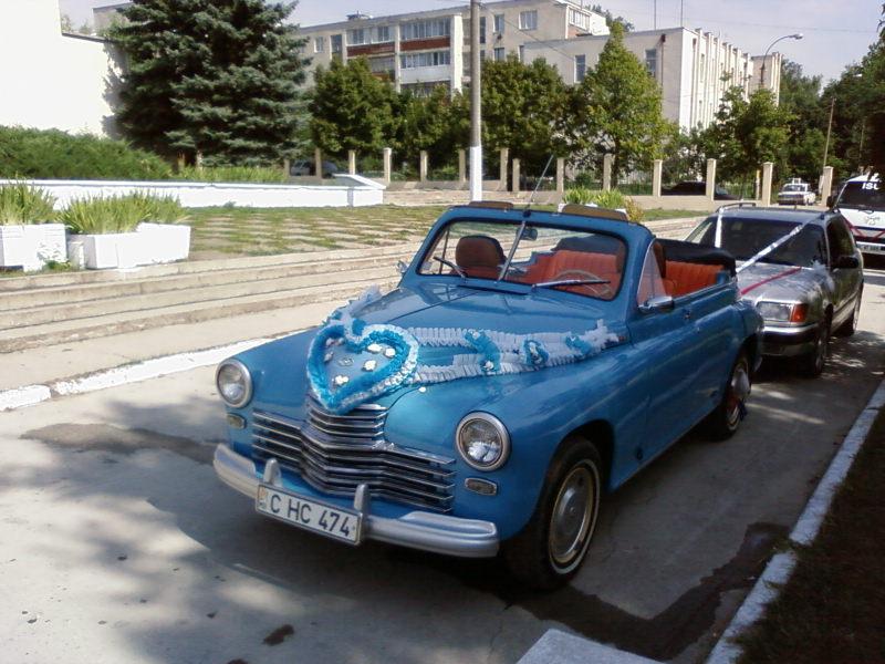 ГАЗ-М20-Могылдя