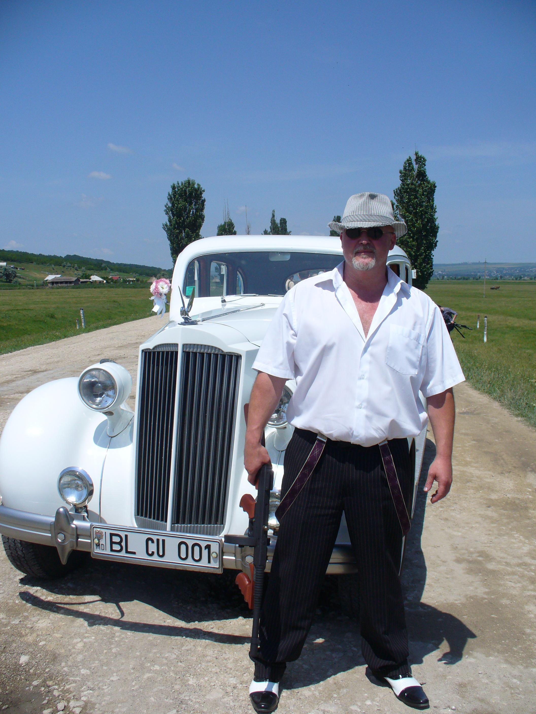 Packard-120, Леонід Заєць