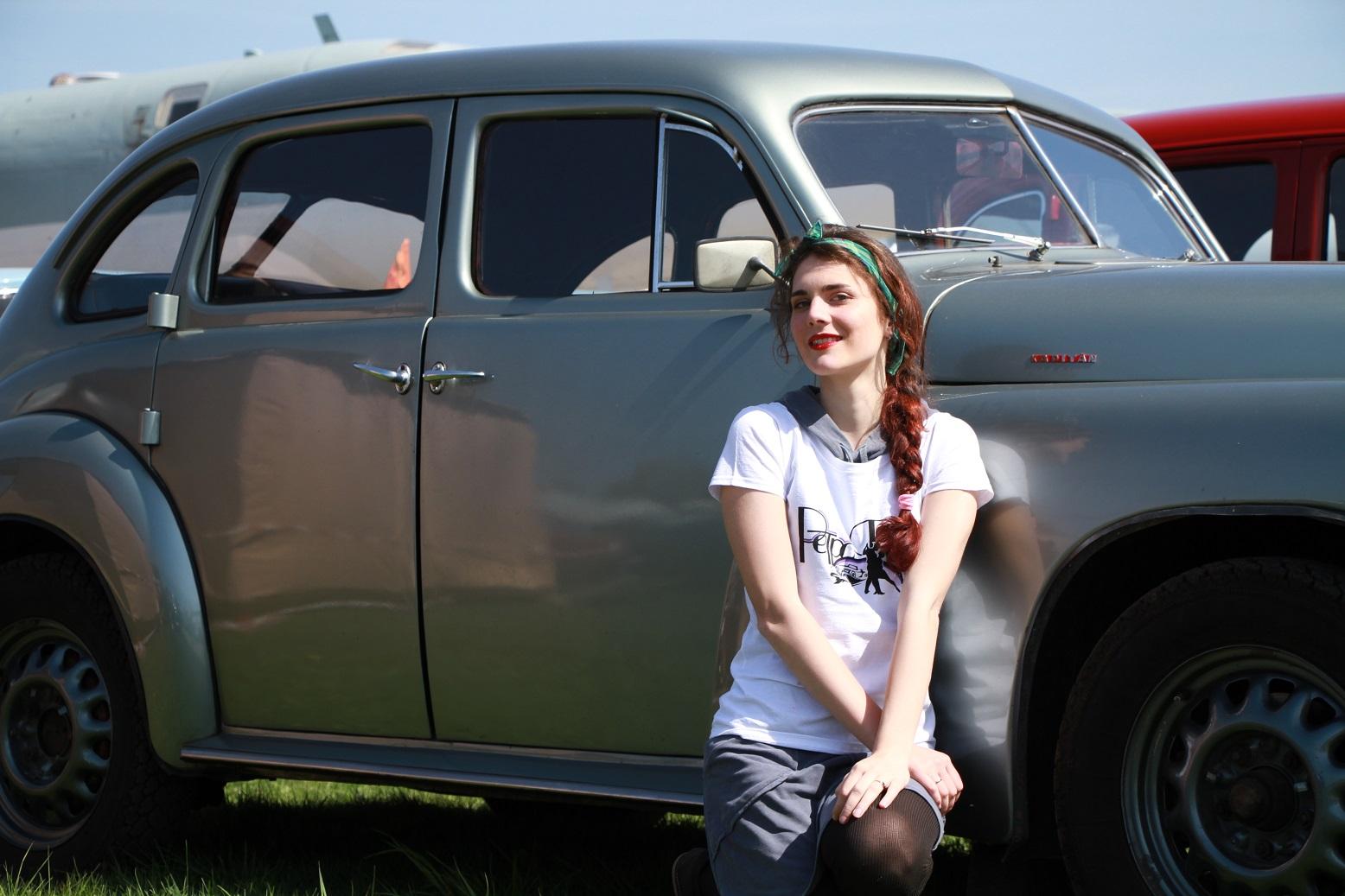 Шаленій на Old Car Land!