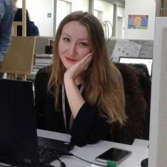 Наталія АСТАХОВА